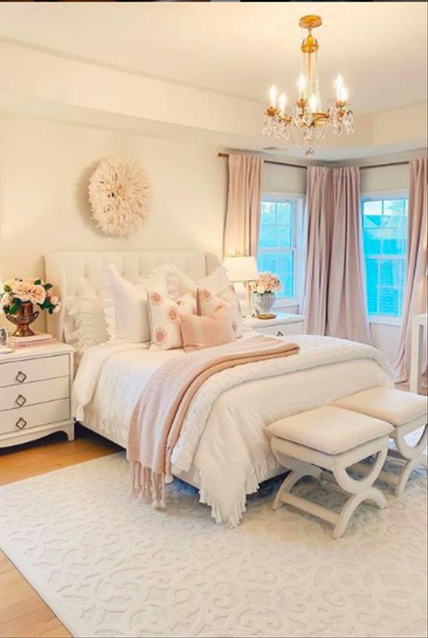 38 aesthetic bedroom ideas for master rooms and small