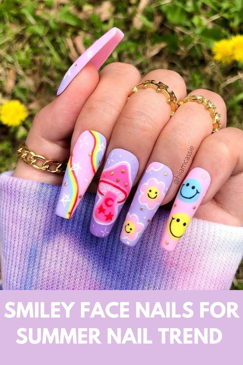 Remarkable Nail Color with Multiple Colors