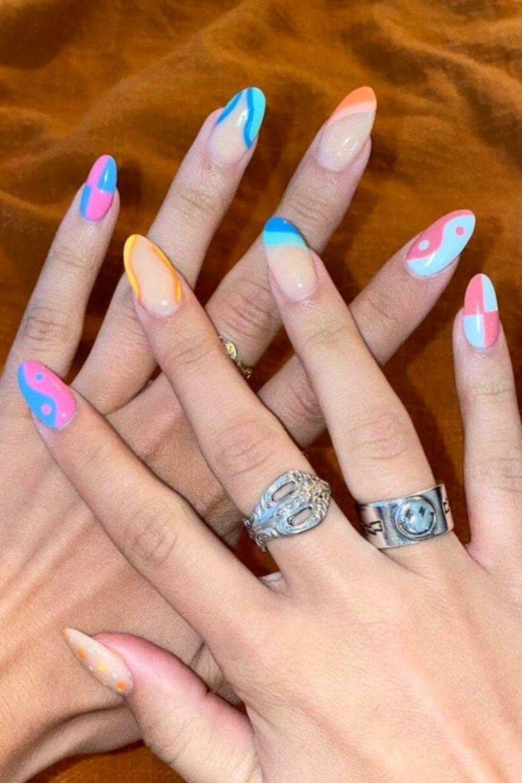 other nails design for summer 2021
