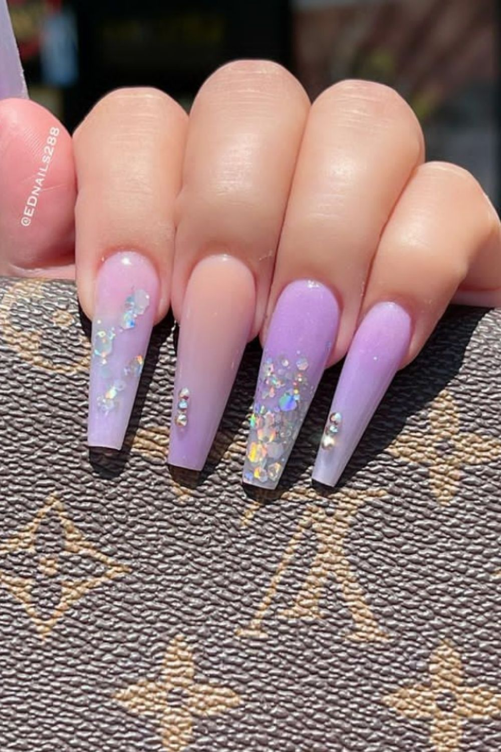 How To Shape Coffin Acrylic Nails For Summer 2021?