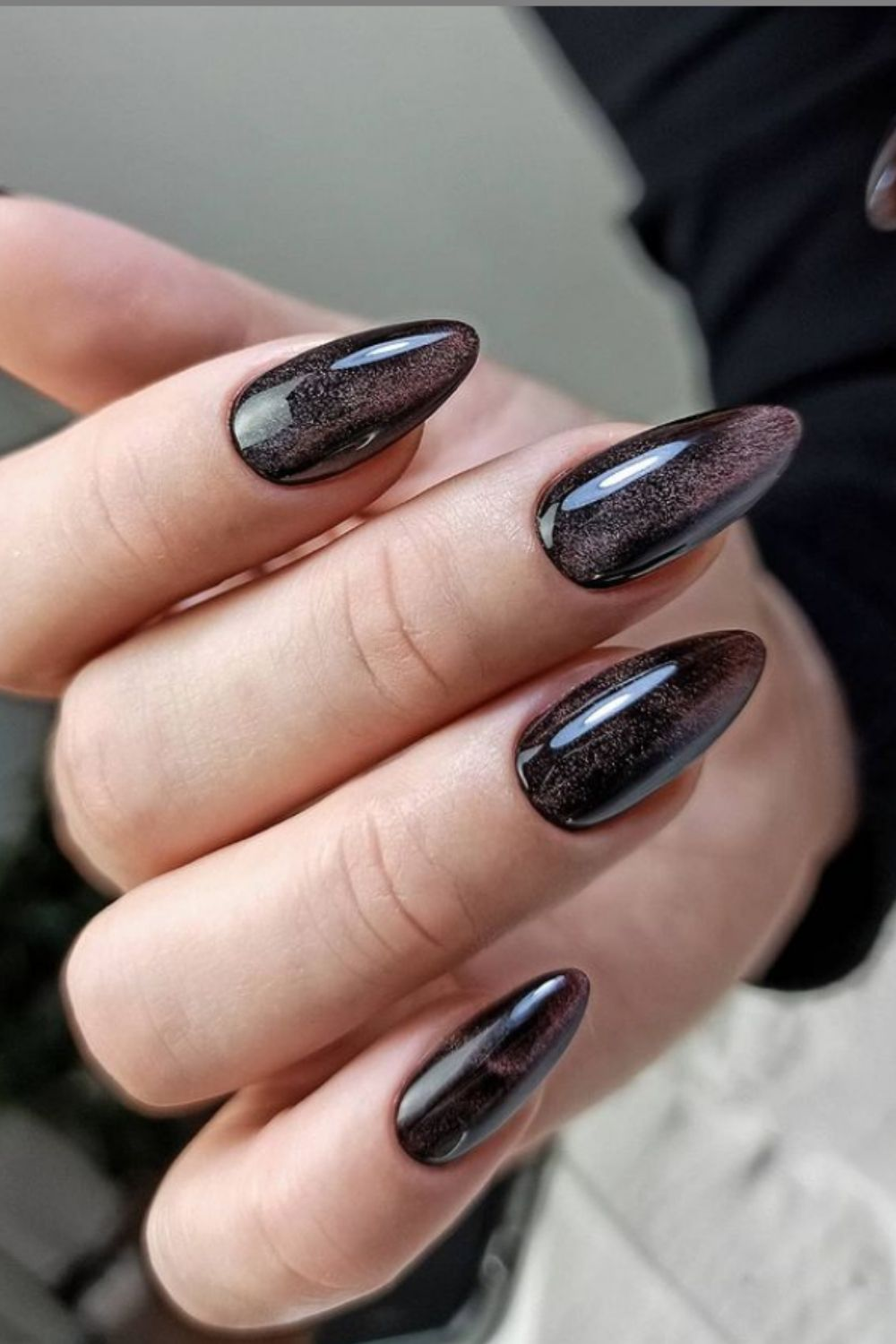 Gothic Nails: 40 Hottest Nails Collection Tо Mаkе Yоu Lооk Cool In 2021!