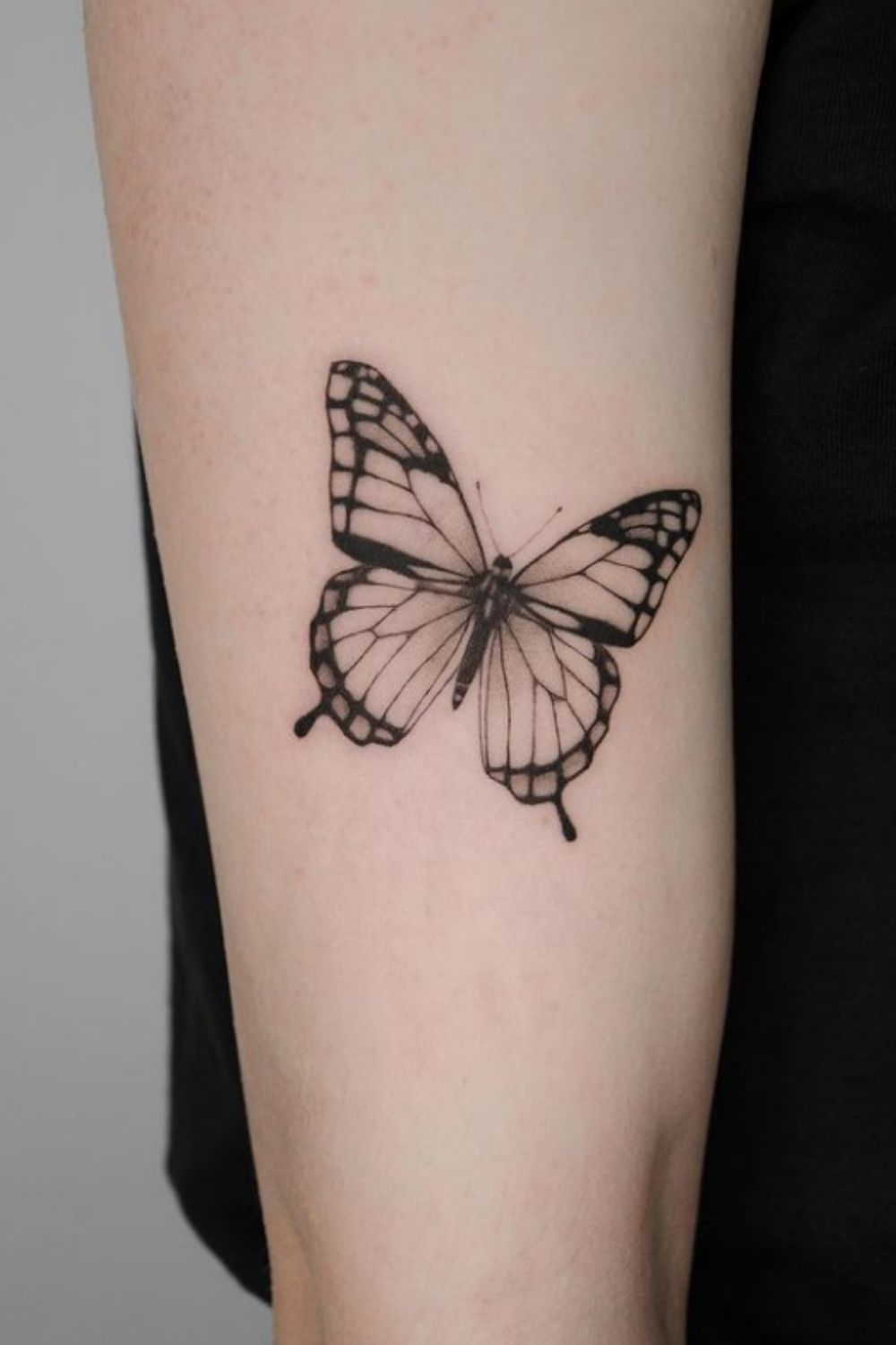 Vividly Butterfly Tattoo Ideas for Cool Girls You Must Try 2021