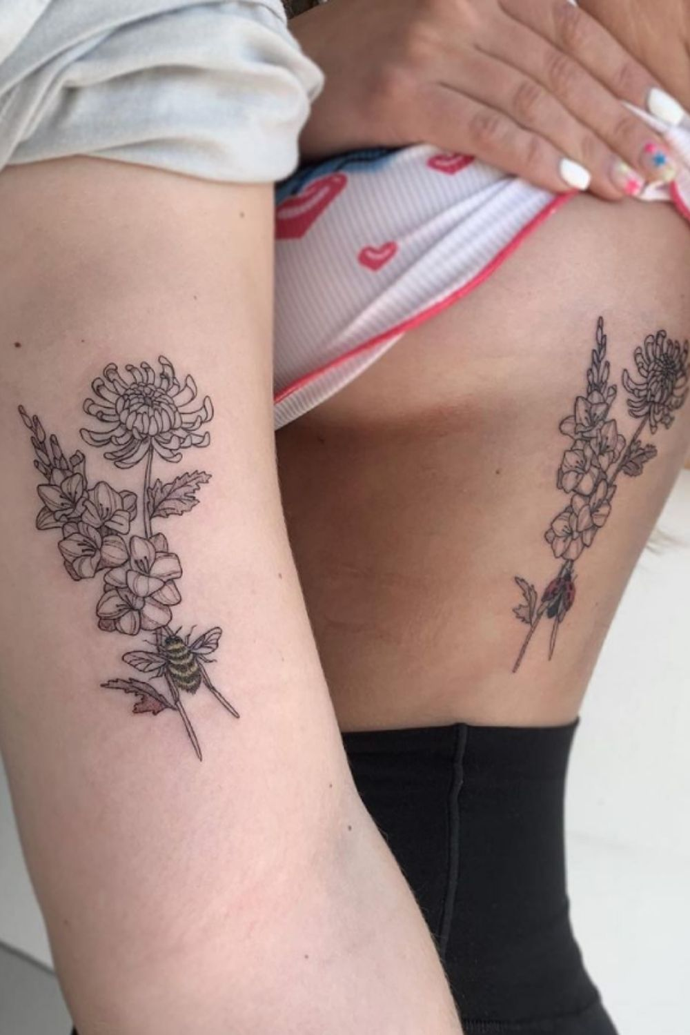 Best friend tattoo | tattoos to Celebrate your special bond