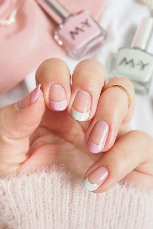 Summer acrylic nail ideas | 35 Nail Designs for Every Mood