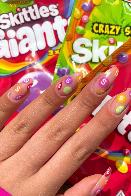Summer acrylic nail ideas   35 Nail Designs for Every Mood