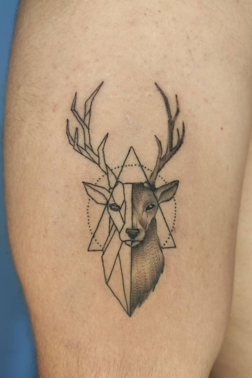 26 Cool Geometric Tattoos Ideas With Unique Meanings