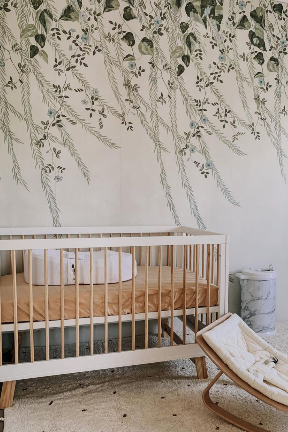 24 Lovely Nursery Room Ideas To Bring Up Your Baby With Taste