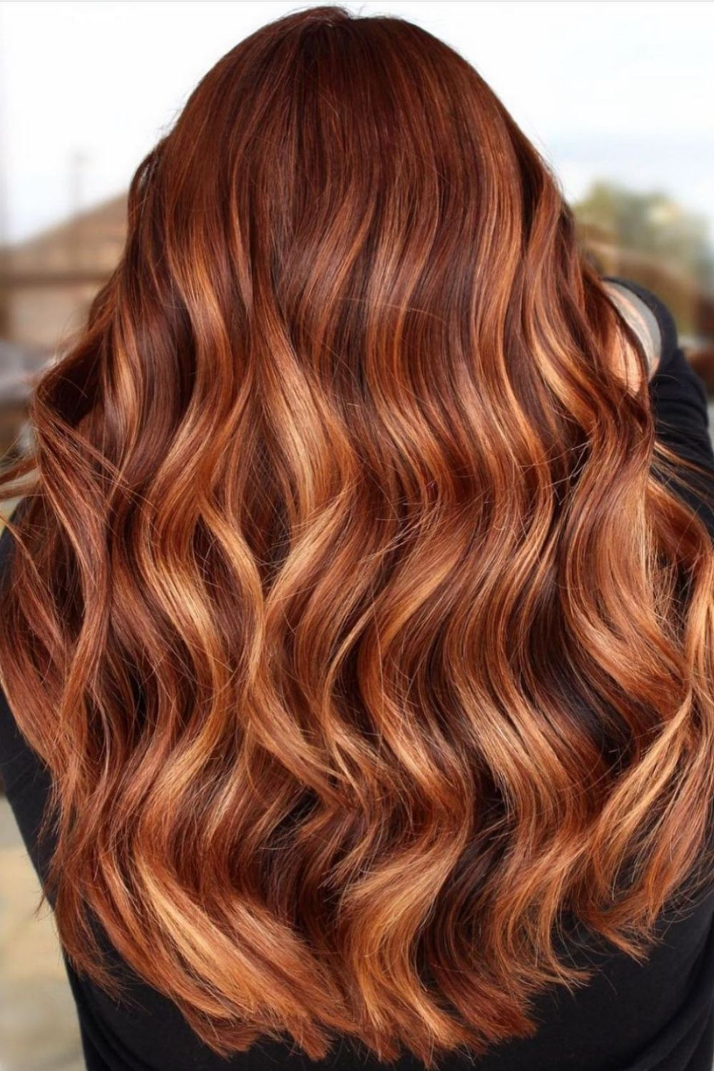 38 Trendy Copper hair color for Autumn hair color trends 2021
