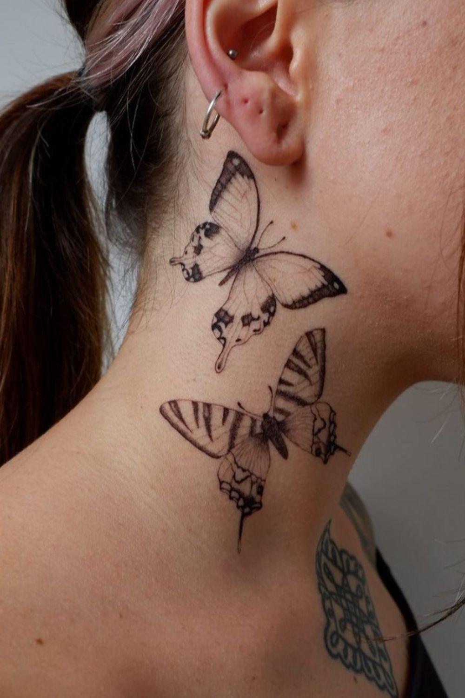 Cute Minimalist Tattoos Design for women with tiny tattoo pattern