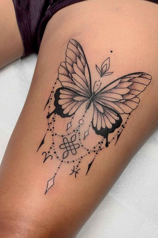 31 Creative Halloween tattoo ideas To Enjoy The Holiday Atmosphere
