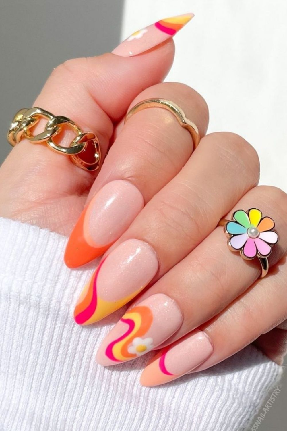 90+ Best Fall nail colors 2021 And Autumn nail design to fresh your looks