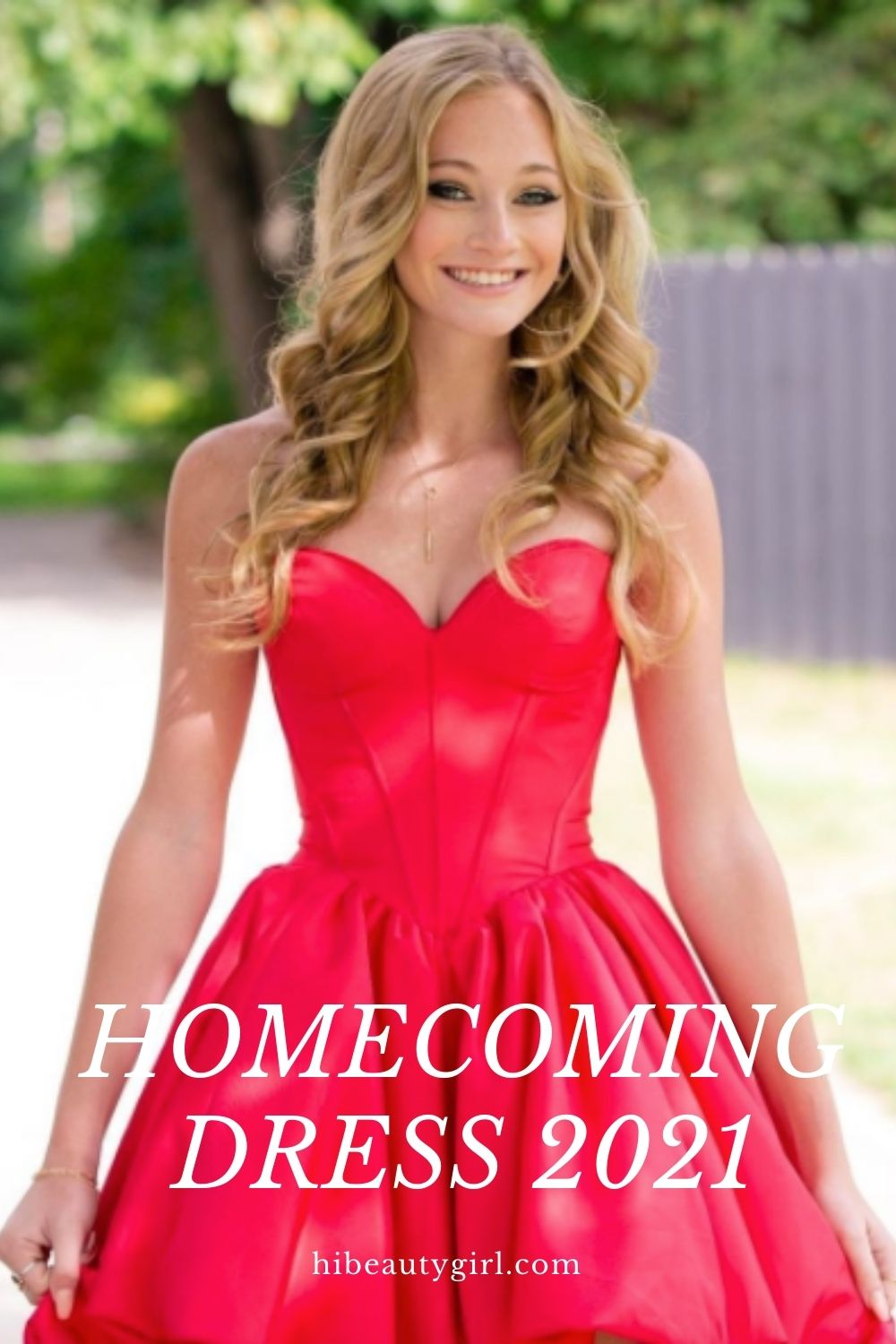 How to choose homecoming dress color 2021?