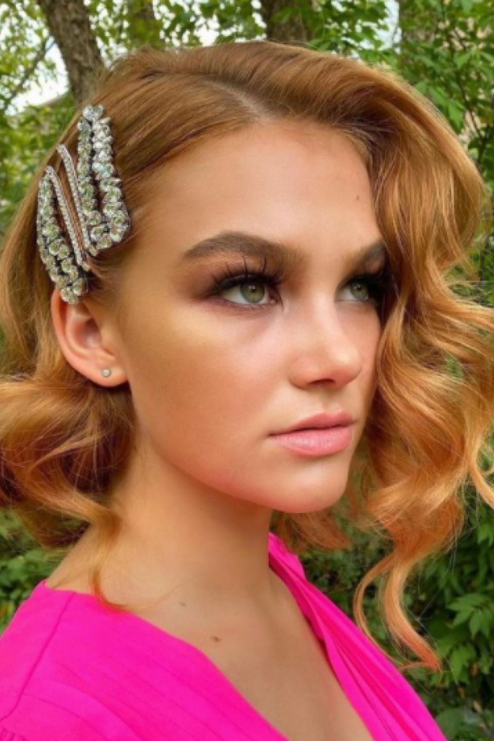 How to get short weeding hairs