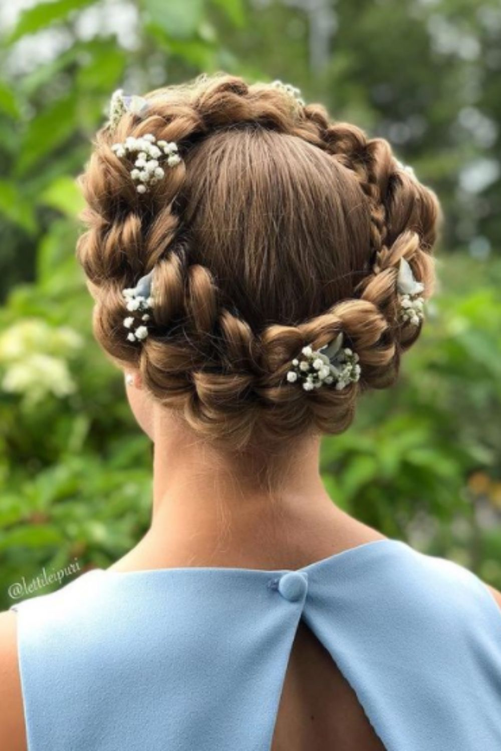 How long does it take to get homecoming hairstyles updo with braids